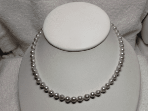 Akoya Pearl Strand available at John Wallick Jewelers, in Sun City, Arizona