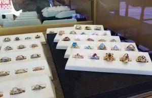 Estate Rings at John Wallick Jewelers in Sun City Arizona near Phoenix, AZ