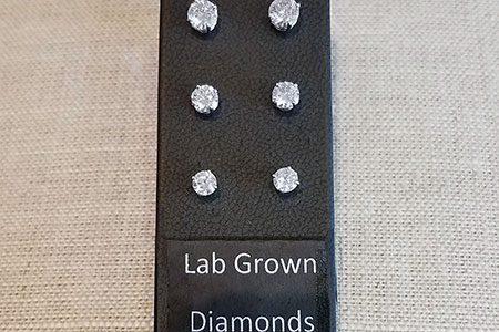 Lab Grown Diamonds available at John Wallick Jewelers in Sun City, AZ
