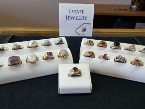 Pearl Rings - Estate Jewelry at John Wallick Jewelers in Sun City Arizona near Phoenix, AZPearl-Rings_1200x900