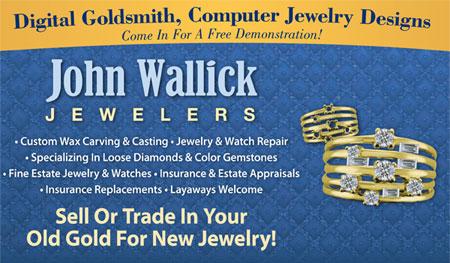 Coupon: Money Saving Coupons: John Wallick Jewelers, Sun City, Arizona