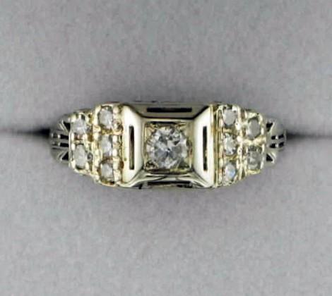 Estate Rings at John Wallick Jewelers in Sun City, Arizona