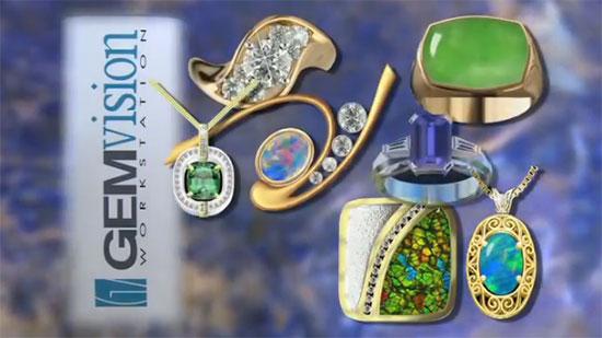 Custom Design Your Jewelry on a GEMvision Workstation at John Wallick Jewelers in Sun City Arizona