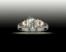 Engagement Ring: John Wallick Jewelers, Sun City, AZ - Phoenix, Arizona