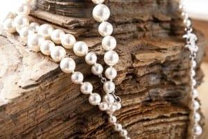 Pearl String Necklace available at John Wallick Jewelers, in Sun City, Arizona, near Phoenix, AZ