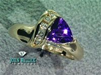 John Wallick Jewelers: diamond setting, loose diamonds, colored gemstones, Phoenix, AZ
